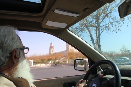Abu Farez (Mohammad) is also a tour guide!